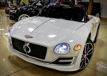 Детская машинка электромобиль Bentley EXPгарантия 2 года +месяц