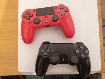 Elektronika - Kursumlija: Sony 4 kao nov 10 puta paljen,uz njega idu i dve igrice