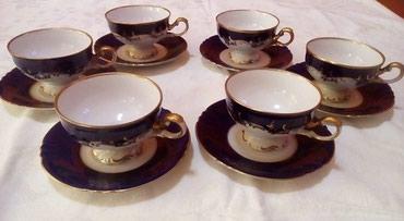 Set od 6 šoljica za kafu - Nis