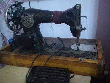 Швейная машинка рабочий цена 2800 в Кок-Ой