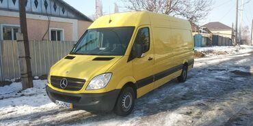 летние шины бу в Кыргызстан: Mercedes-Benz Sprinter Classic 2.2 л. 2012 | 283609 км