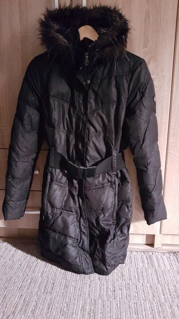 Zenska jakna sa krznom, NOVA, vel.38 - Sabac