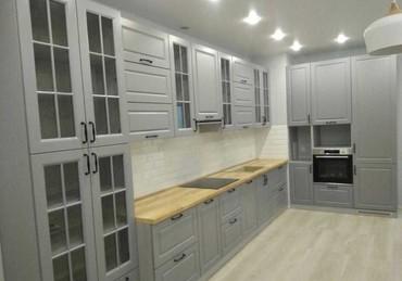 Кухонные гарнитуры под заказ по Вашим в Бишкек