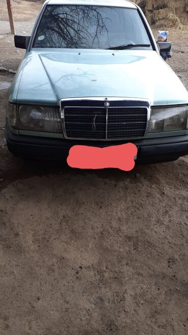 Mercedes-Benz 200 2 л. 1988