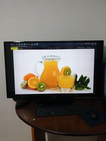 шины бу купить в Кыргызстан: Продаю ТВ так как мне нужен монитор на ПК и стол. Телик отличный  Диаг