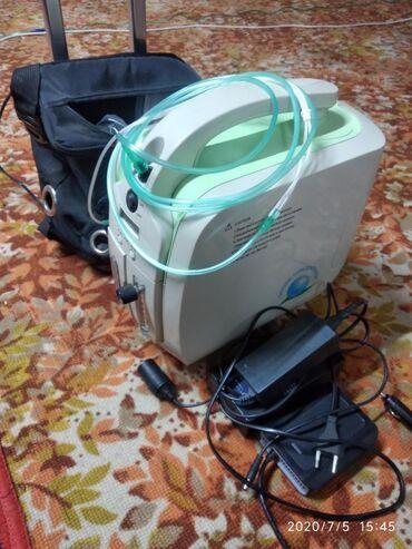 Кислородный аппарат.Партативный