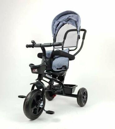 Dečiji tricikl-guralica Little sa crnim ramom u raznim bojama🥰 CENA