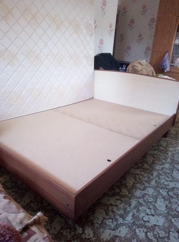 Продаю кровать с матрацем. 2-х в Бишкек