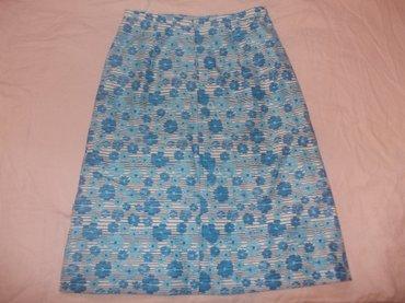 Suknja sa cveticima .. kao novaaa - Prokuplje