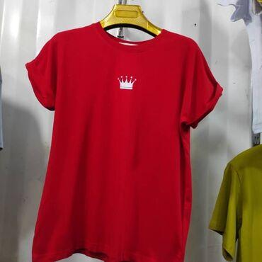 Женские футболки в наличии разные модели и расцветки  Размер стандарт
