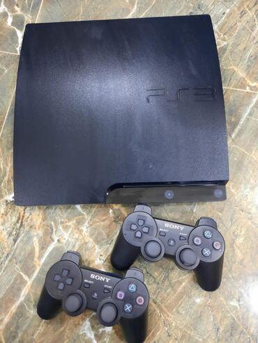 Avtokreslolar - Azərbaycan: Playstation 3 Hec bir probemi yoxdu icinde 28 oyunu var ev şərti iyle