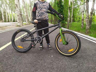 Велосипед BMX, на 7-11 лет. Покупали в Гергерте, в прошлом году. Цена