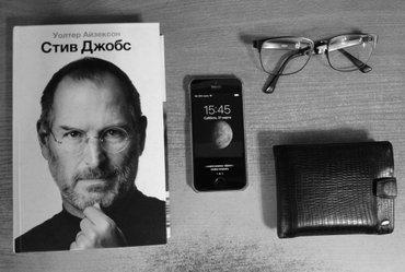 Iphone 5s 32gb space grey не работает touch id  комплект: полный и чех в Бишкек