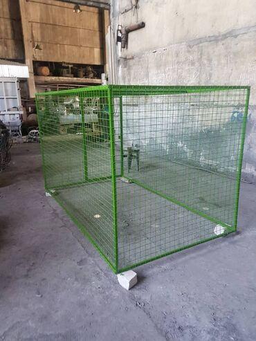 авторынок город ош в Кыргызстан: Продаю Куриные клетки 2шт. в Оше. 2,5×1,4×1,4