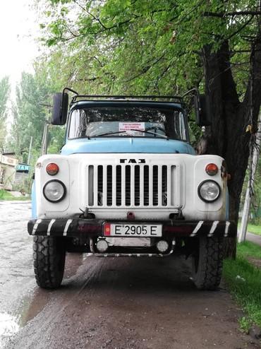 Купить газ 53 самосвал дизель б у - Кыргызстан: Откачка туалетов.сливных ям. автомоек,иловых отложений,Газ 53 иллосос