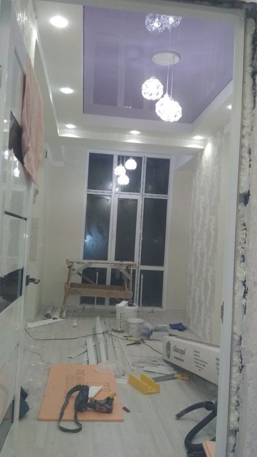 Ремонт квартира. зделаем штукатурка, шпатлёвка, по краска, обой и т д. в Бишкек