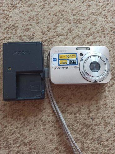 Фотоаппарат Sony Cyber Shot цена1200 сом