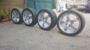 Bmw x3 20d at - Кыргызстан: Продам диски на БМВ а так же подходят на Volkswagen Multivanдиски R18
