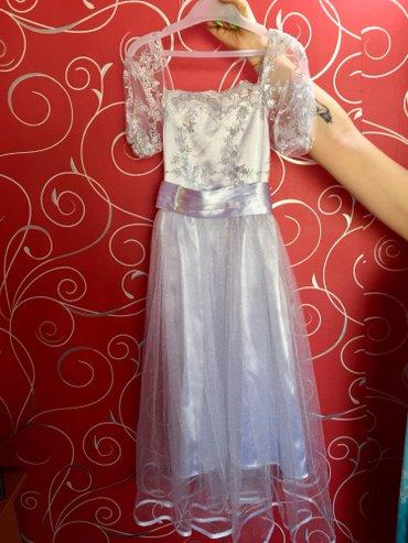 Платье детское. на 7-9 лет в Лебединовка