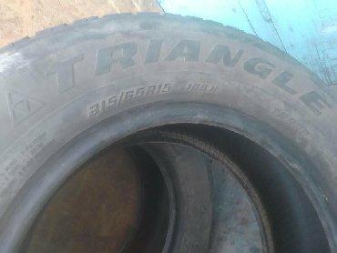 Шины R15 Резина балон покрышки  шины TRIANGLE лето пара 215/65 R15