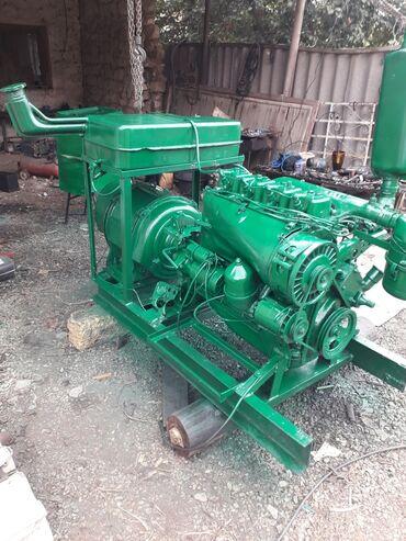 89 elan | NƏQLIYYAT: Generator 37,5kva 3faza traktor te40 matoruyla tam iwlekdir zavadisqoy