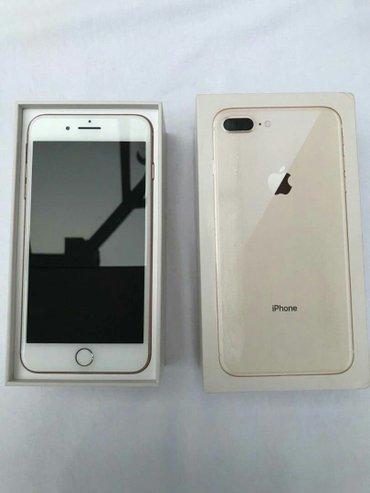 Bakı şəhərində Apple iPhone 8 plus 256qb qızılı