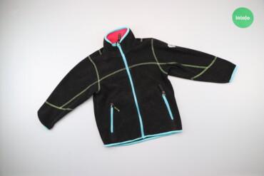Верхняя одежда - Черный - Киев: Дитячий джемпер на блискавці Killtec, вік: 4 р, зріст: 104 см   Довжин