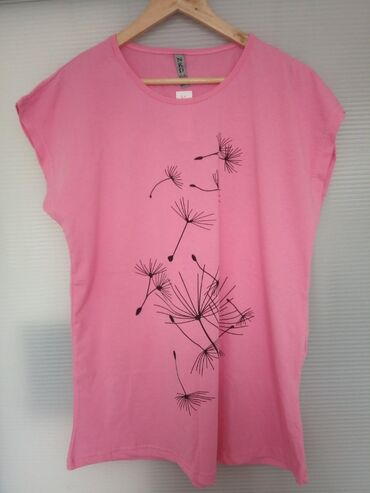 Viskozna majica 3xl i 2xl, novo da etiketom.3xl - 63cm do 75cm, dužina