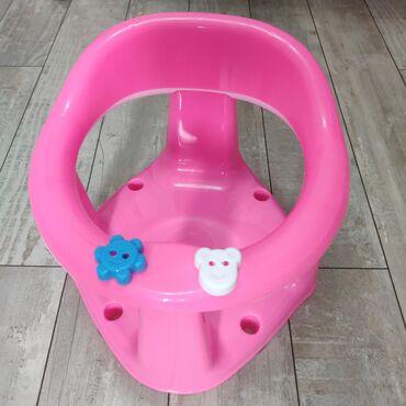 ванна для душа в Кыргызстан: Продаю детский стульчик для купания, очень удобная вещь!!!Состояние
