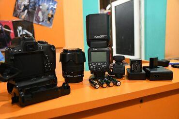 фотоаппарат зоркий в Азербайджан: Canon 750 D