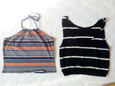 Dve majice. Pojedinacno cena po 250 - Belgrade