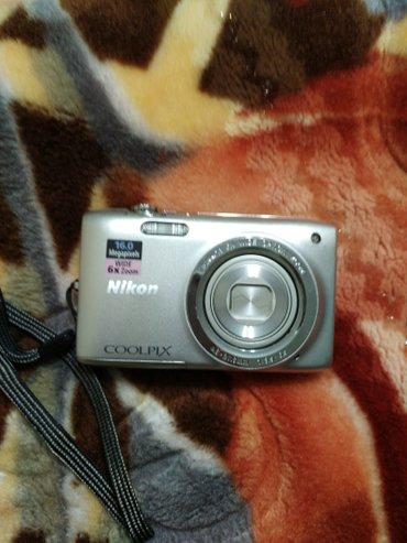 Цифровой фотоаппарат nikon, камера 16 megapixels, 6x zolm. в Джалал-Абад