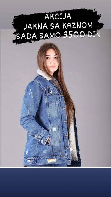 Majica adidas nova - Srbija: Ženske jakne