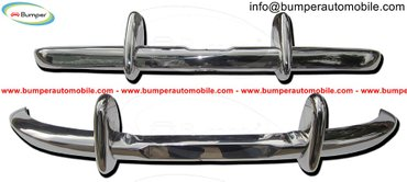 Datsun Roadster Fairlady (1962-1970) bumper stainless steel  in Amargadhi