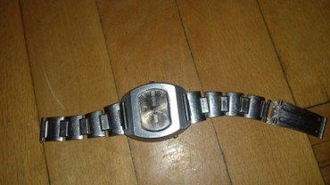 Bakı şəhərində Kişi Gümüşü Klassik Qol saatı Poljot