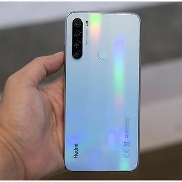 Мобильные телефоны - Базар-Коргон: Б/у Xiaomi Redmi Note 8 32 ГБ Белый