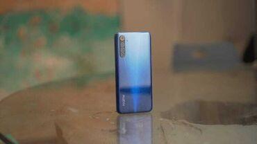 aro 10 16 mt - Azərbaycan: Xiaomi Realme 6 Comet Blue 8GB/128GB  Xiaomi Realme 6 Comet Blue 8