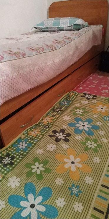 Продам односпальную кровать 85×1.90, в в Бишкек