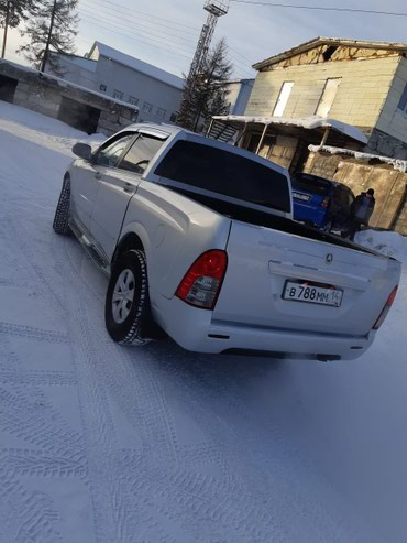 Ssangyong Actyon Sports 2007 в Бишкек
