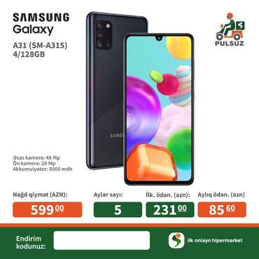 Samsung A31 4/128