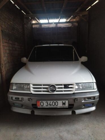 Автомобили - Кара-Суу: Ssangyong Musso 2.5 л. 1997