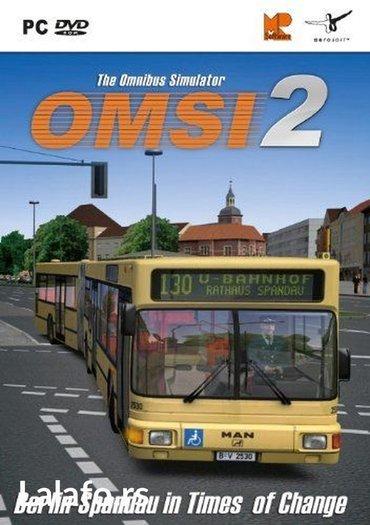 Omsi 2 - omnibus simulator - Boljevac
