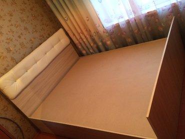 Новая двухспальняя кровать!!! цена 6500 сом. от 6500 на 2х спалки в Бишкек