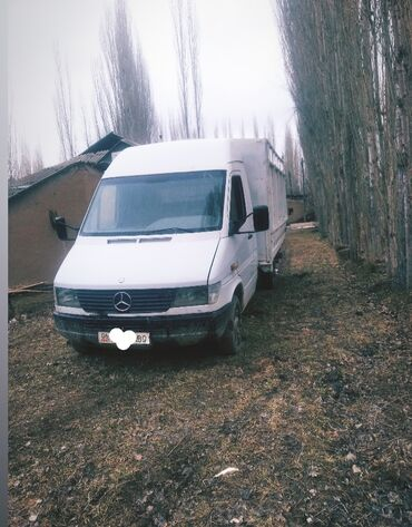 Mercedes-Benz Sprinter 2.9 л. 1996