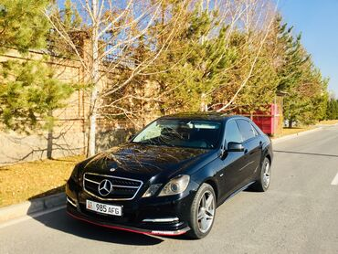 Бриллиант печатка - Кыргызстан: Mercedes-Benz E 200 1.8 л. 2012 | 113000 км