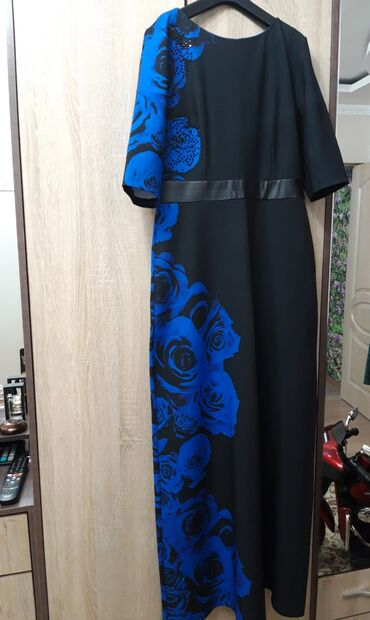 Продаю вечернее платье, размер 48.производство Турция. одевала всего 1