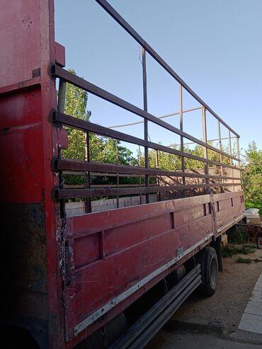 Транспорт - Балыкчы: Продаю борт на 814 817 МАН длина 720. Ширина 250. Или меняю на бутку