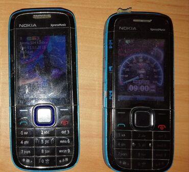 Telefoni - Srbija: Nokia c2Oba telefona su simfreeStanje kao na slikamaBaterija drze dan