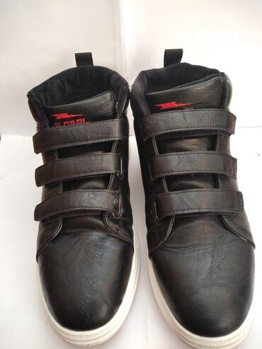 Кроссовки и спортивная обувь - Состояние: Б/у - Джал: Зимние кроссовки с липочками