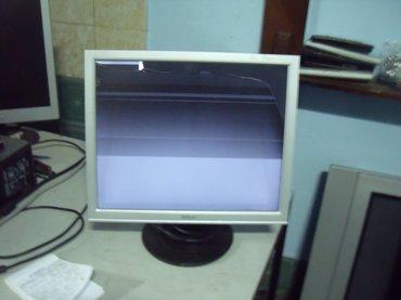Belinea 1705 s1 model bp10001 monitor sa ispravnom masinom ali na - Kraljevo